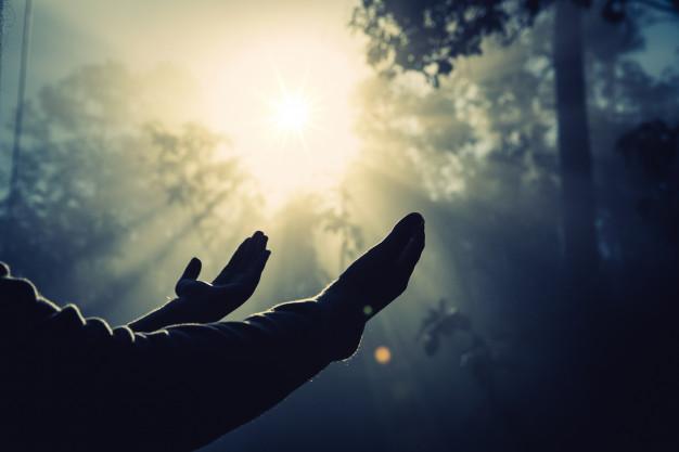 Você, luz que transcende